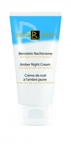 Amber Crème de nuit