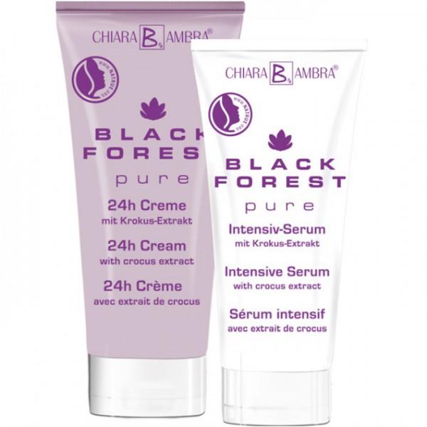 BLACK FOREST Kit 2 soins du visage