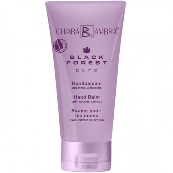 BLACK FOREST pure Crème pour les mains