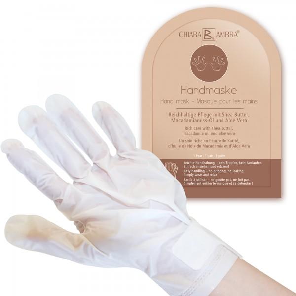 CHIARA AMBRA® – Masque pour les mains